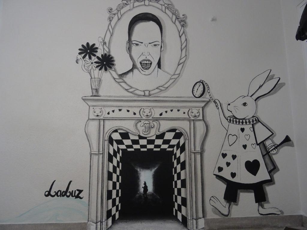 La chambre d'Alice